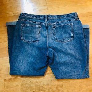 GAP Jeans - GAP Boyfriend Coupe Jeans